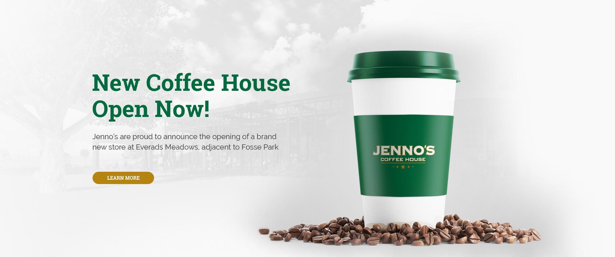 Home Jennos Coffee House